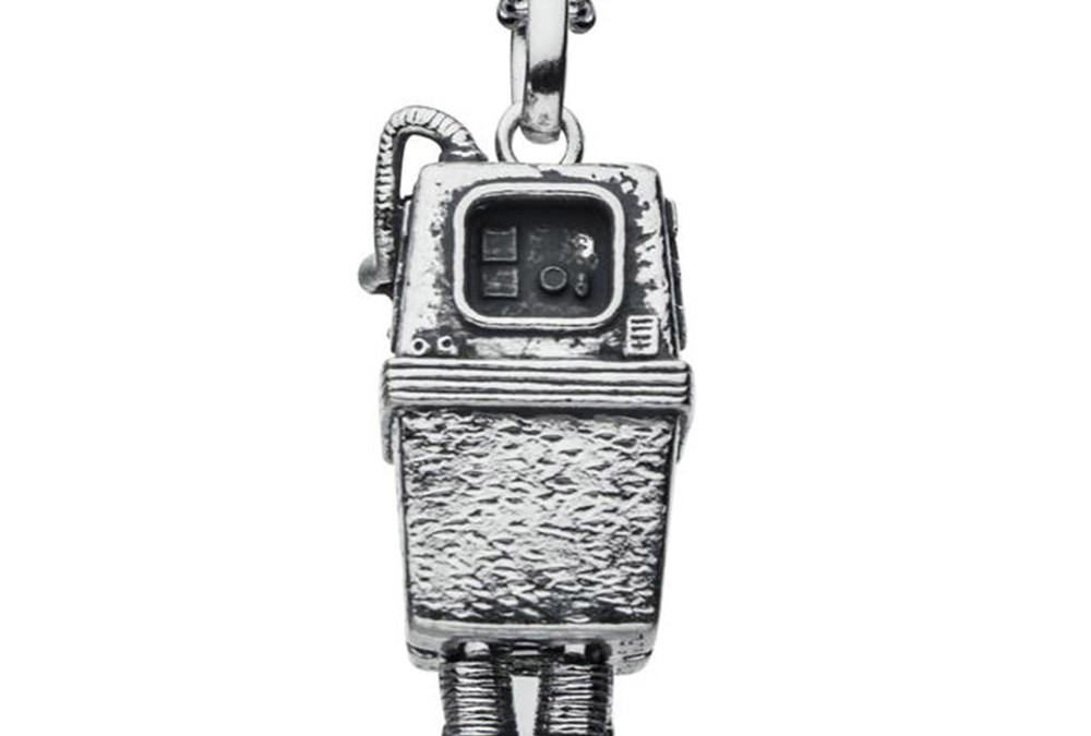 New Star Wars Gonk Droid Necklace available for pre-order!