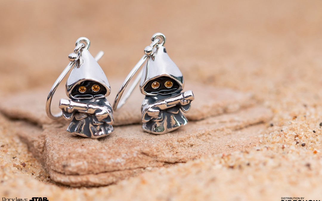 New A New Hope Jawa Earrings available now!