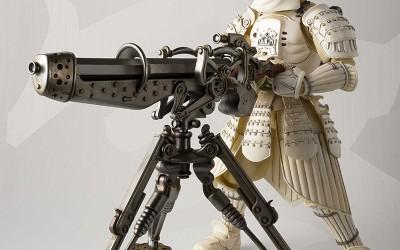New Empire Strikes Back Snowtrooper Ashigaru Figure available for pre-order!