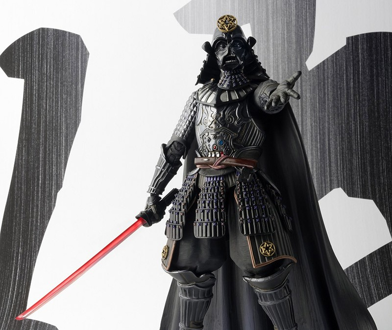 New Star Wars Samurai General Darth Vader Figure available for pre-order!