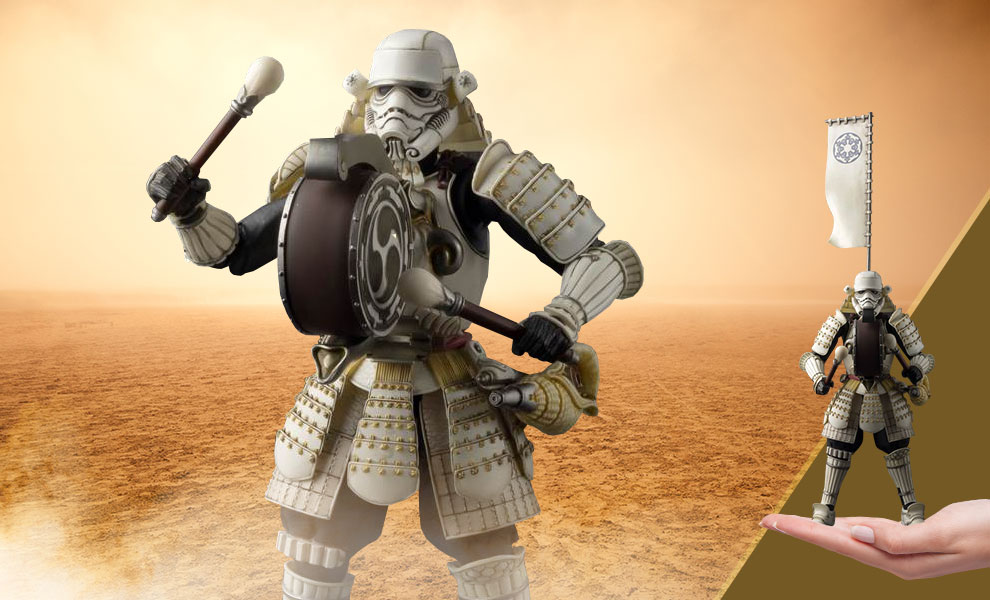 New Star Wars Taikoyaku Stormtrooper Figure available for pre-order!