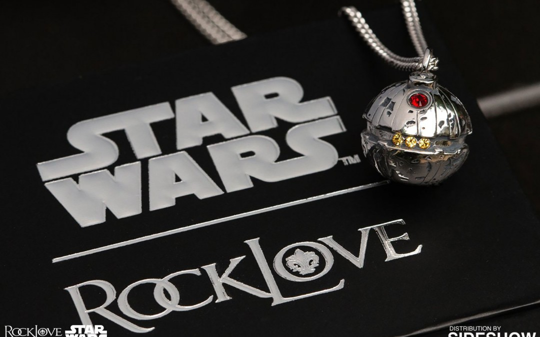 New Star Wars Thermal Detonator Necklace available for pre-order!