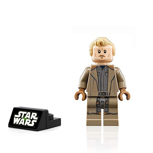 New Solo Movie Tobias Beckett Lego Mini Figure available!