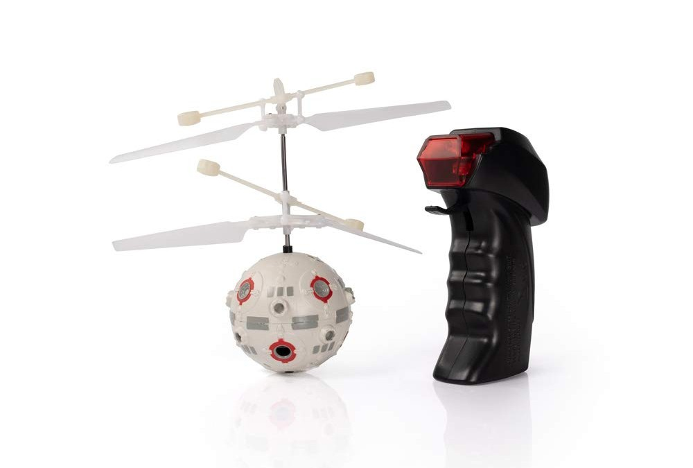 New Star Wars Jedi Training Remote Heliball now available!