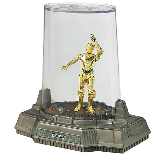 New Star Wars C-3PO Titanium Series Die Cast Figure available!