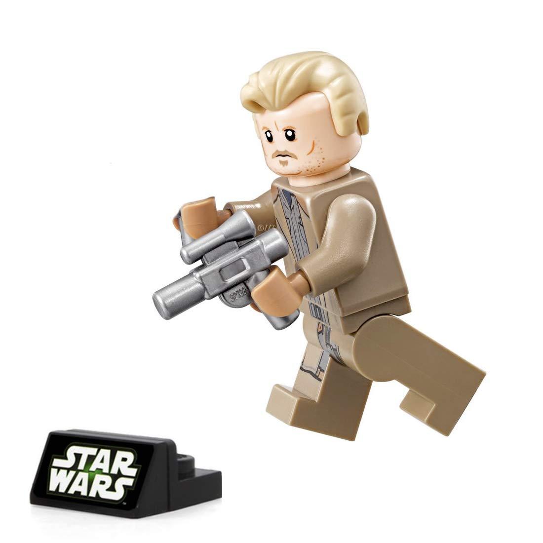 Solo: ASWS Tobias Beckett Lego Mini Figure 2