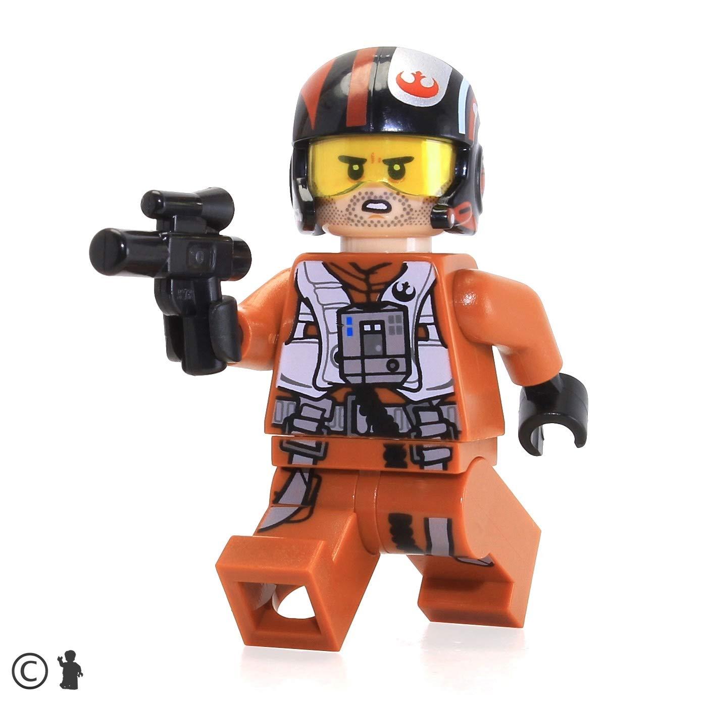 TROS Poe Dameron Lego MF 2