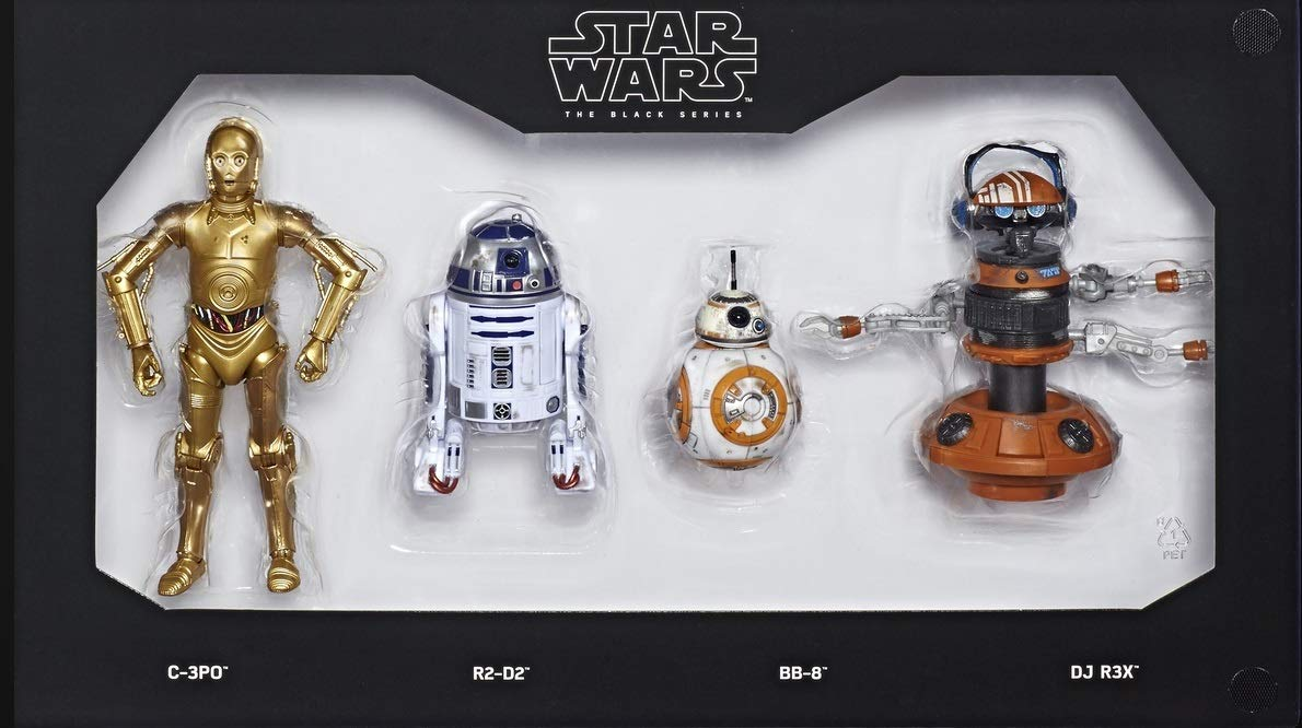SW Galaxy's Edge Black Series Droid Depot Figure 4-Pack 3