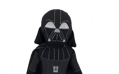 New Galaxy's Edge Darth Vader Plush Figure available now!