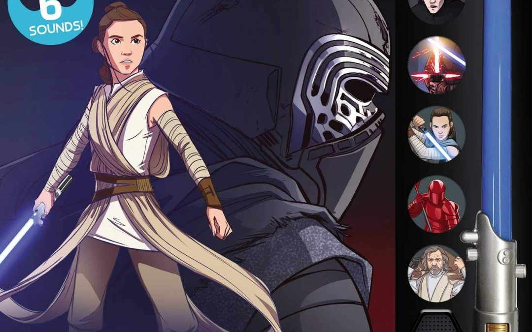 New Rise of Skywalker The Resistance Sound Book available for pre-order!