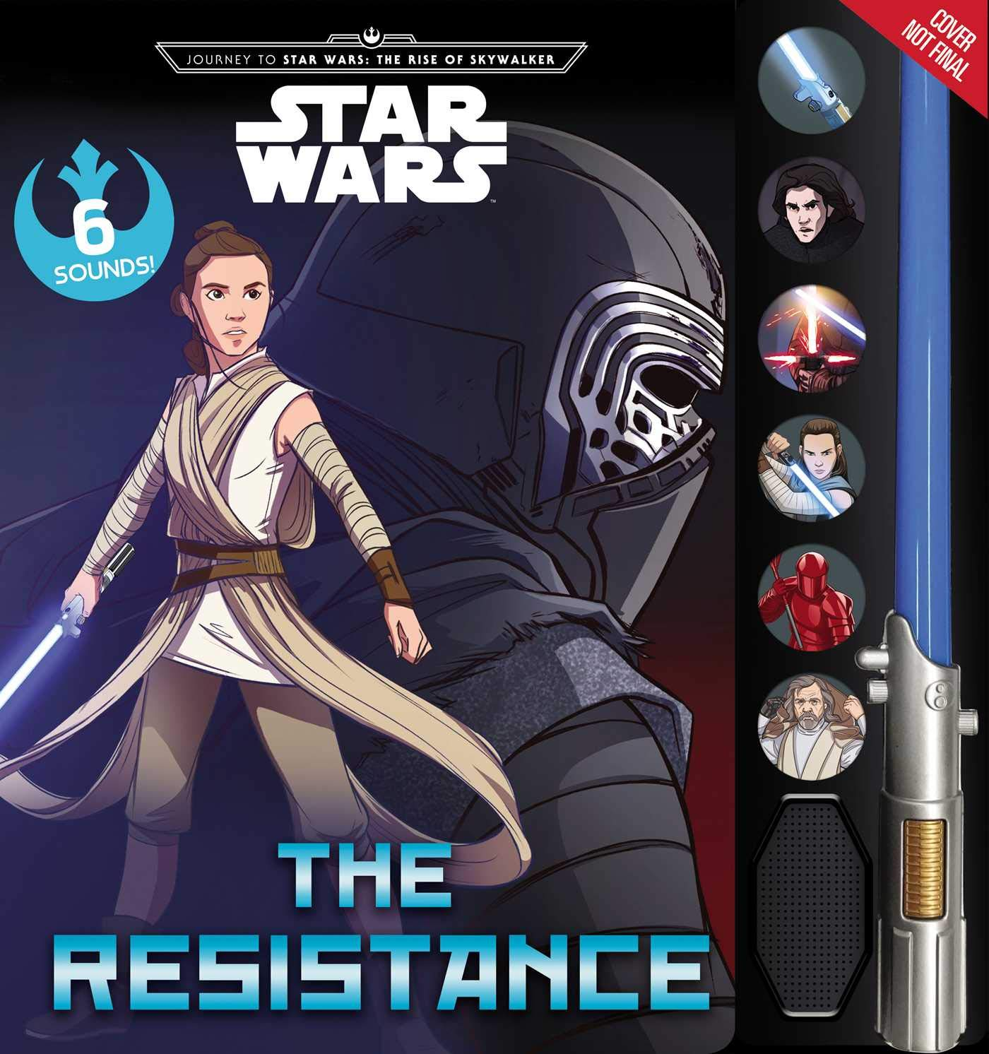 TROS The Resistance Sound Book