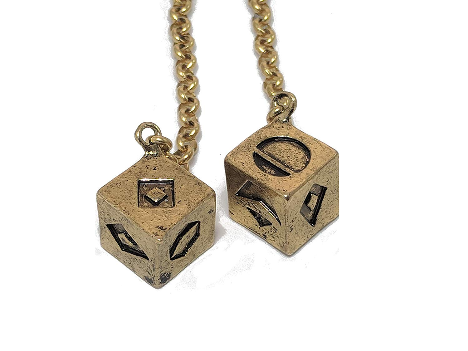 Solo: ASWS Gold Plated Smuggler's Dice 1