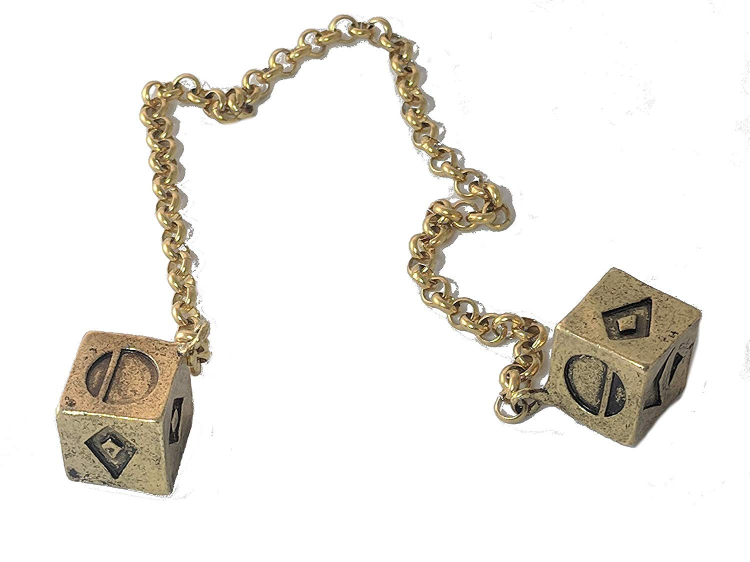 Solo: ASWS Gold Plated Smuggler's Dice 3