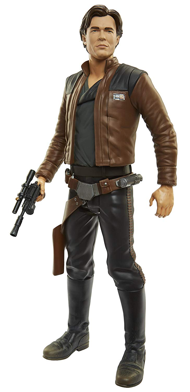 "Solo: ASWS Han Solo 20"" Figure 3"