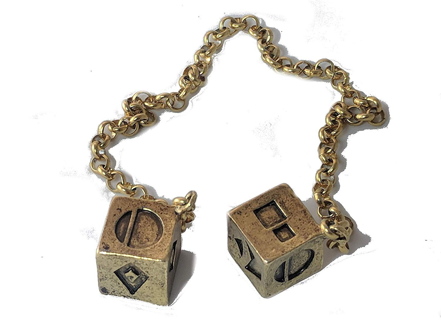 Solo: ASWS Gold Plated Smuggler's Dice 2