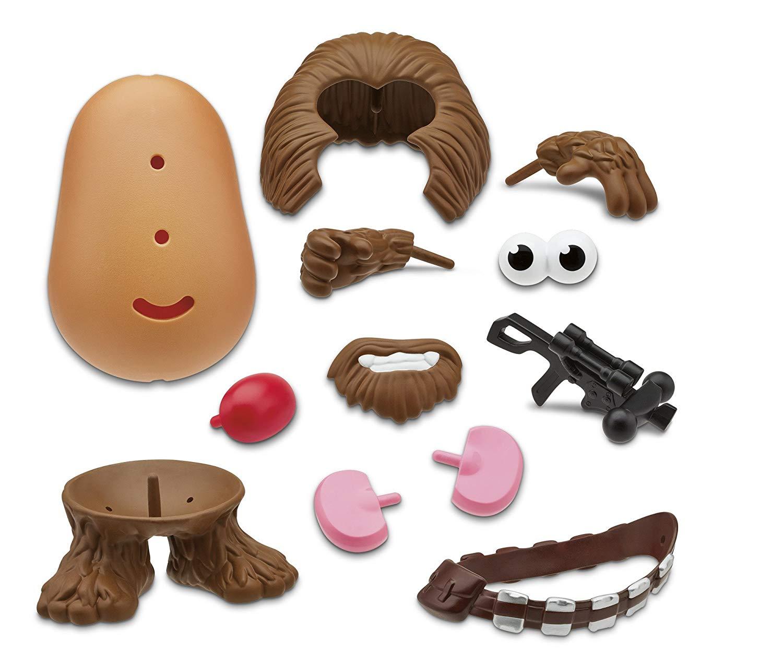 SW Chew-Bake-A Mr. Potato Head Toy 2
