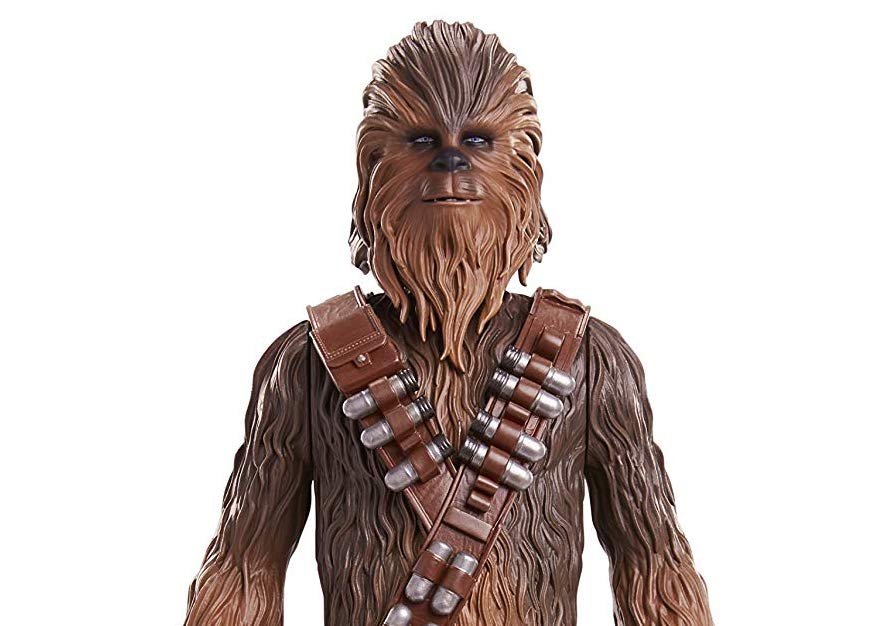 "New Solo Movie Chewbacca 20"" Figure available now!"