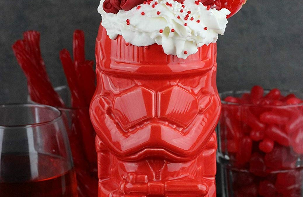 New Sith Trooper Geeki Tiki Ceramic Mug available for pre-order!