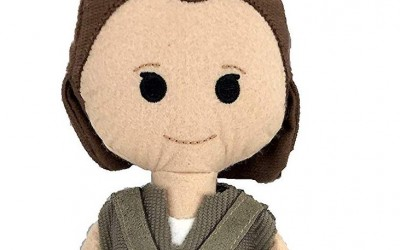 New Galaxy's Edge Rey Plush Figure available now!