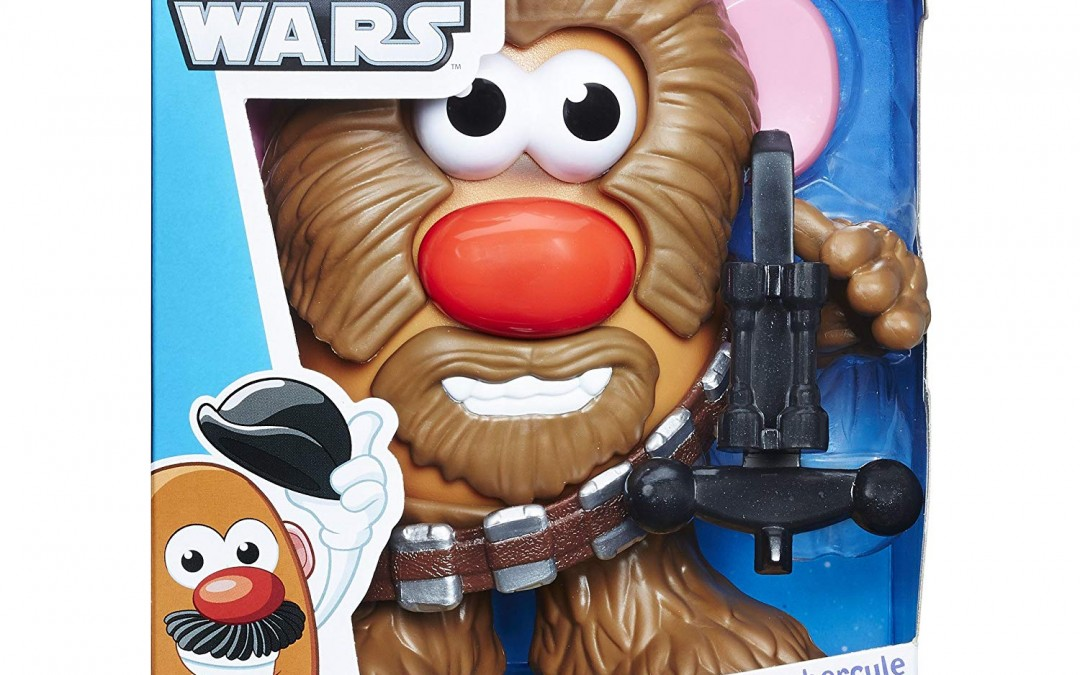 New Star Wars Chew-Bake-A Mr. Potato Head Toy available now!