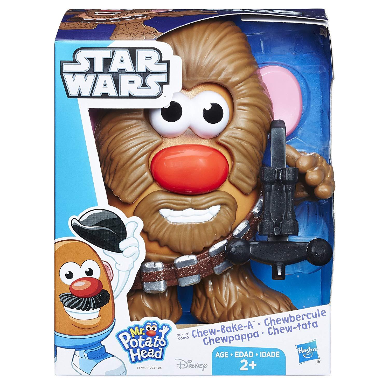 SW Chew-Bake-A Mr. Potato Head Toy 1