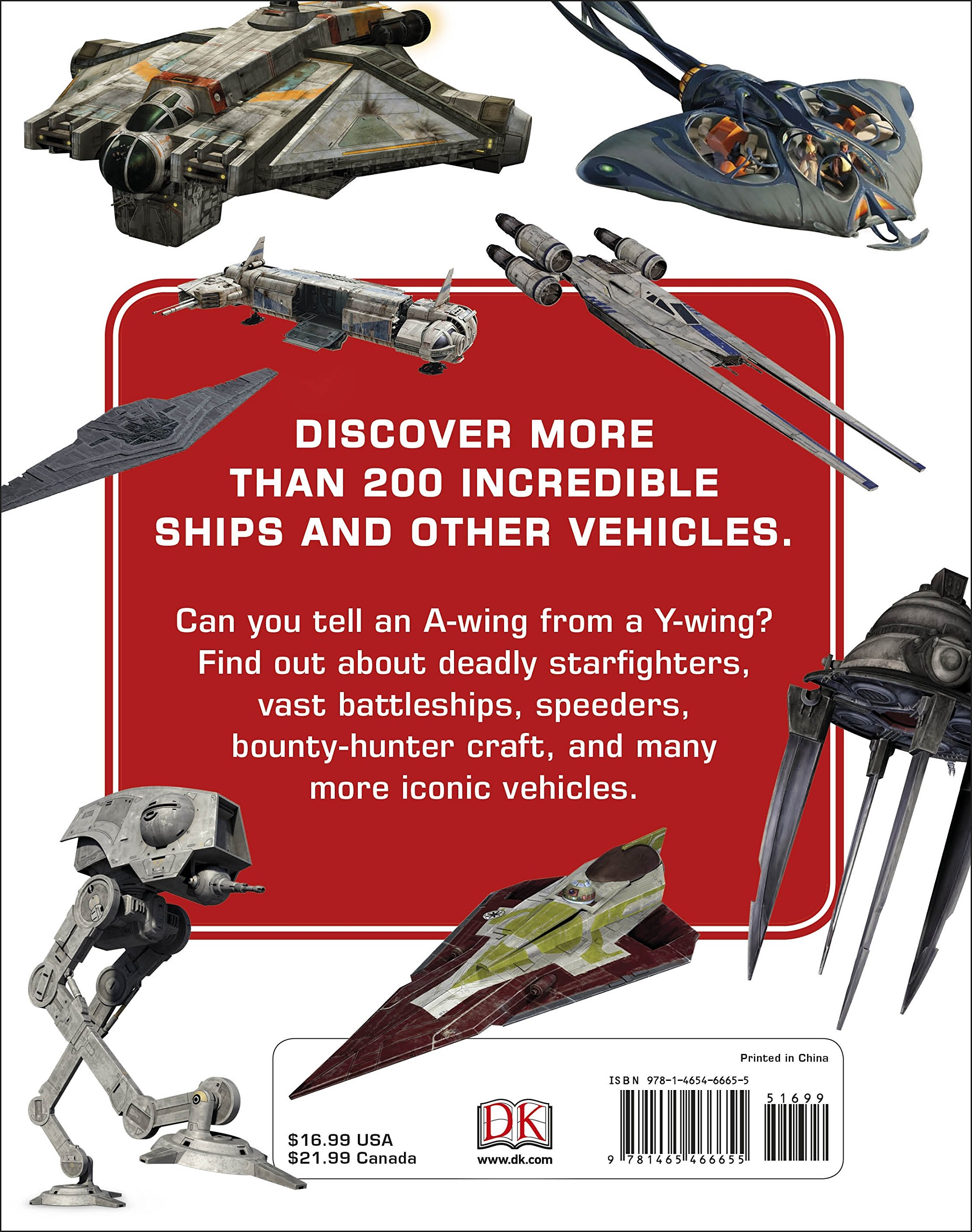SW Encyclopedia of Starfighters and Other Vehicles Book 2