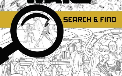 New Rise of Skywalker: Search and Find Book available for pre-order!