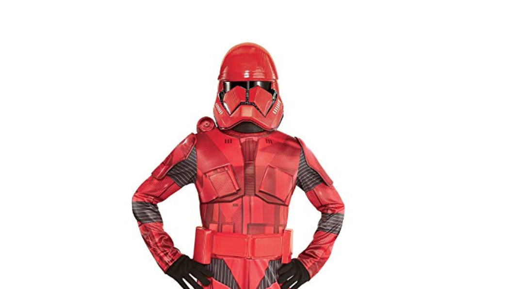 New Rise of Skywalker Sith Trooper Costume now available!