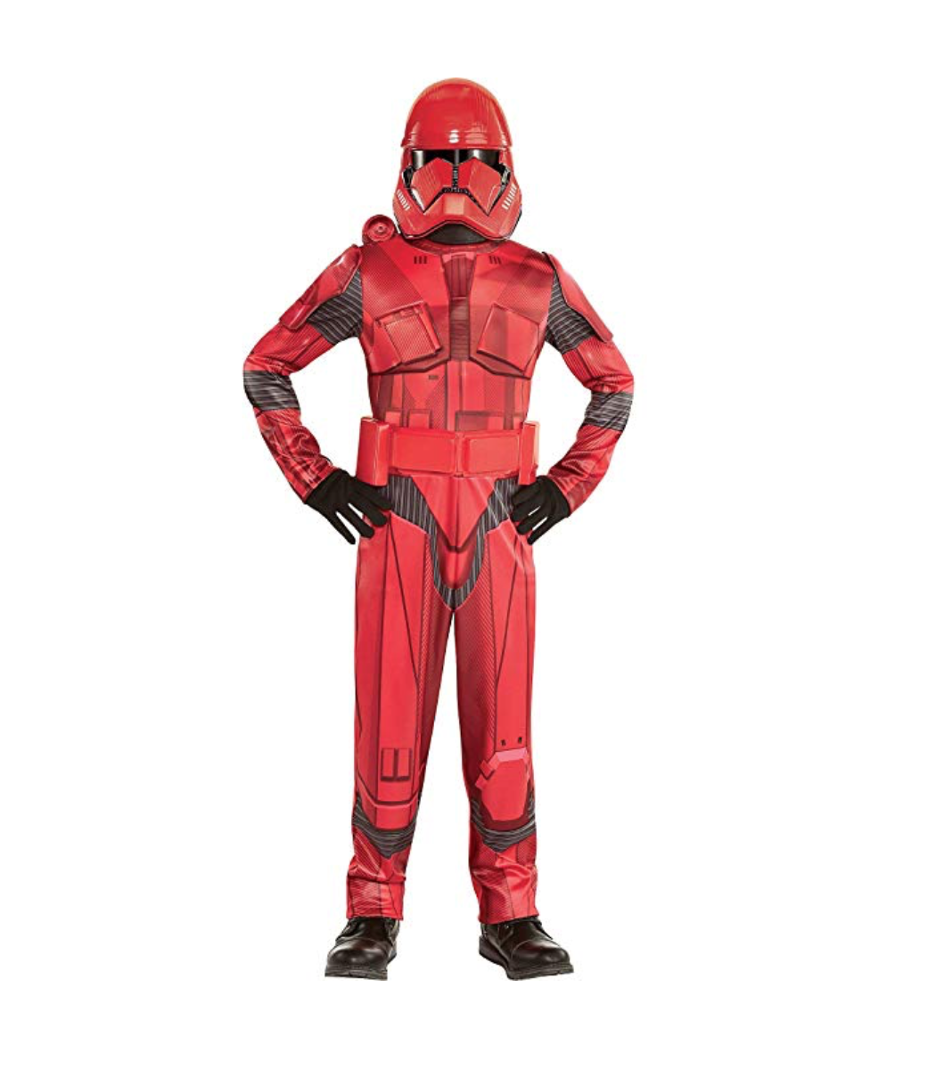 TROS FO Sith Trooper Costume