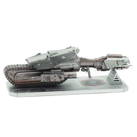 New Rise of Skywalker First Order Treadspeeder Metal Model Kit available!
