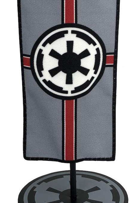 New Galaxy's Edge Imperial Desk Banner Flag available now!