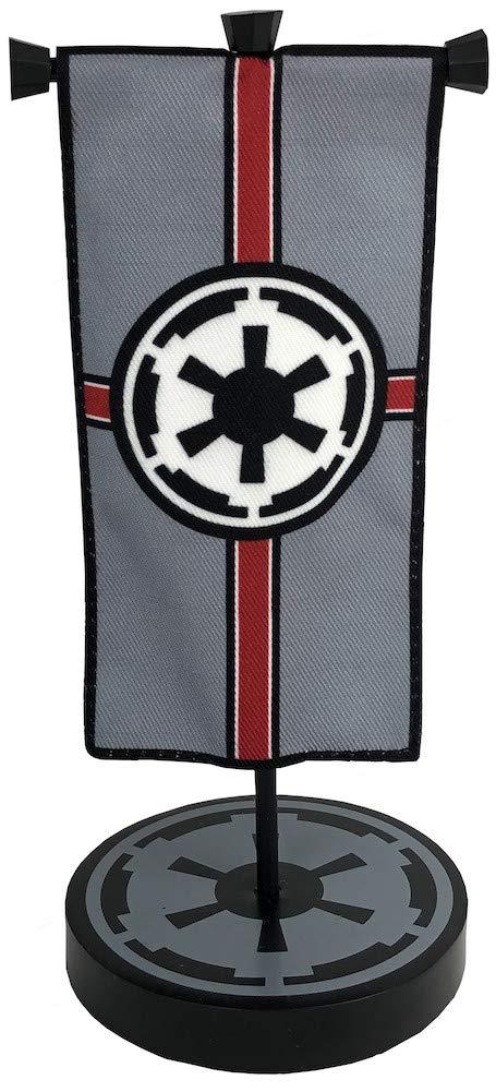SW GE Imperial Desk Banner Flag