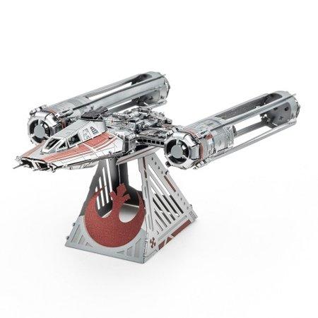 TROS Zorii's Y-Wing Fighter 3D Metal Model Kit 1