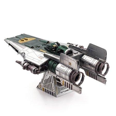 TROS Resistance A-Wing Fighter Metal Model Kit 3