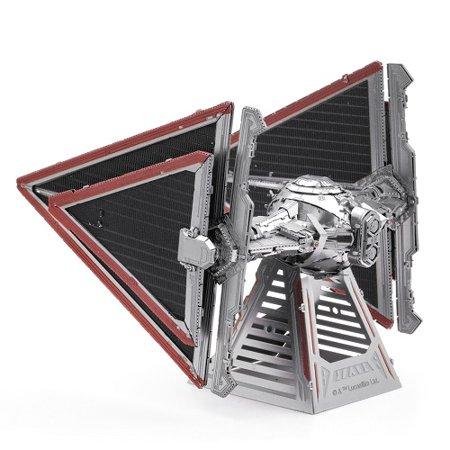 TROS Sith Tie Fighter 3D Metal Model Kit 2