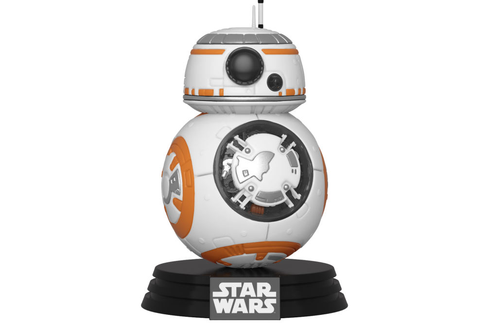 New Rise of Skywalker BB-8 Bobble Head Toy available!