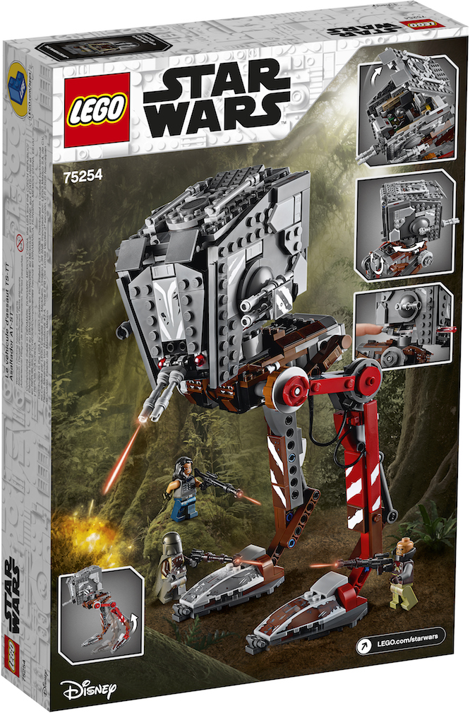 TM AT-ST Raider Walker Lego Set 2