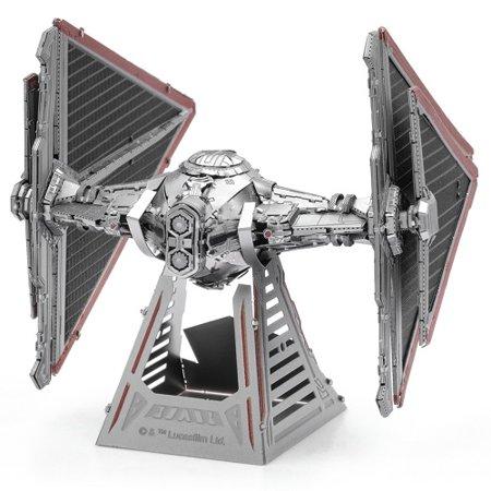 TROS Sith Tie Fighter 3D Metal Model Kit 3