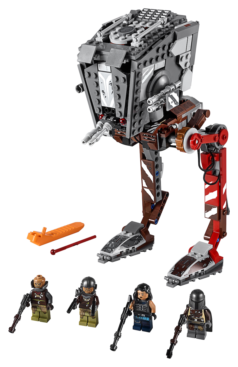TM AT-ST Raider Walker Lego Set 3