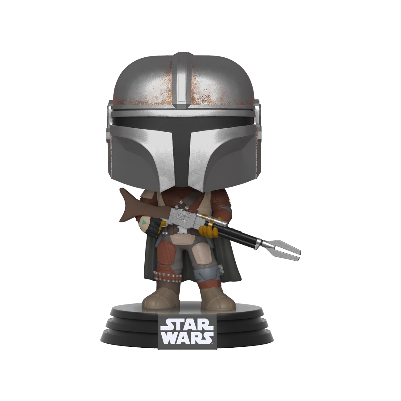 TM The Mandalorian Funko Pop! Bobble Head Toy 2