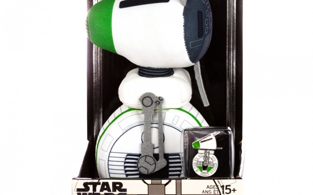 New Rise of Skywalker D-O Plush Toy & Pin Set available for pre-order!