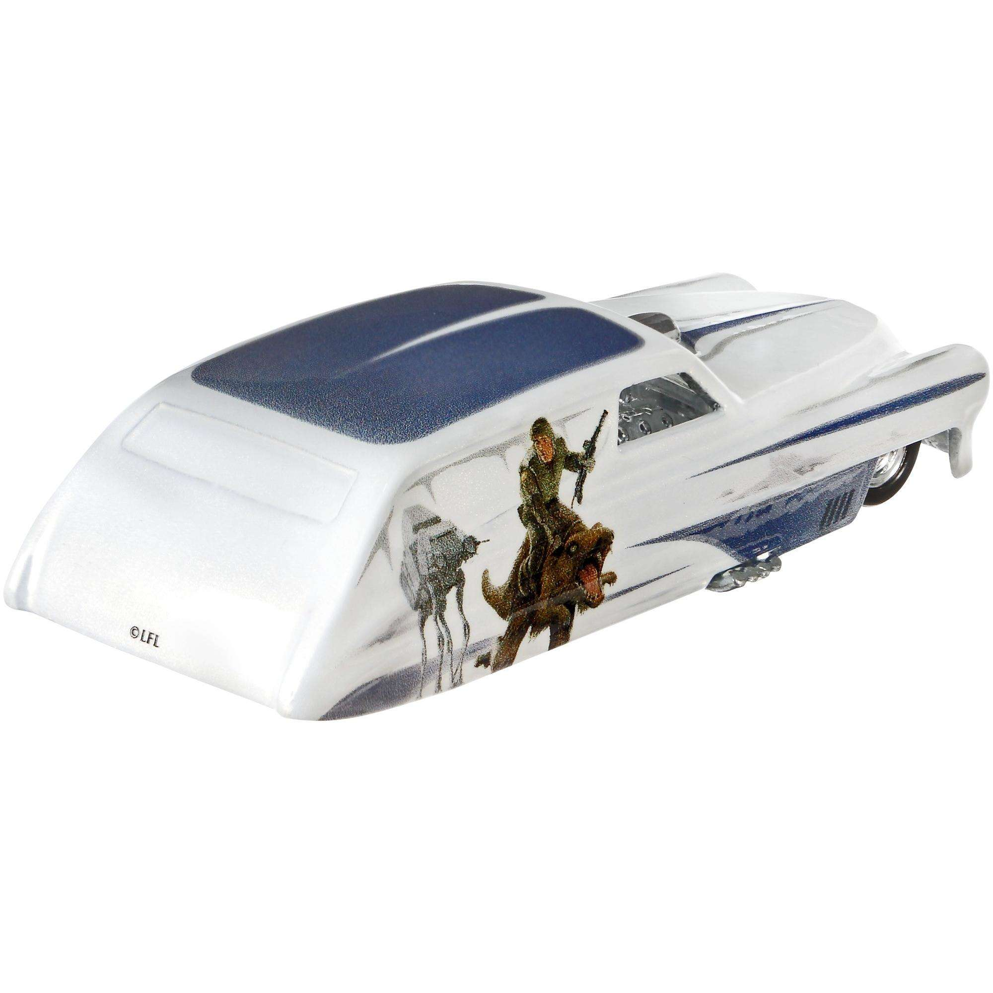 SW HW Rolling Thunder Die-Cast Vehicle Car Toy 3
