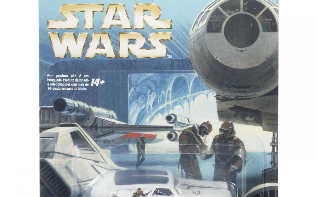 New Star Wars Rolling Thunder Die-Cast Vehicle Car Toy available!