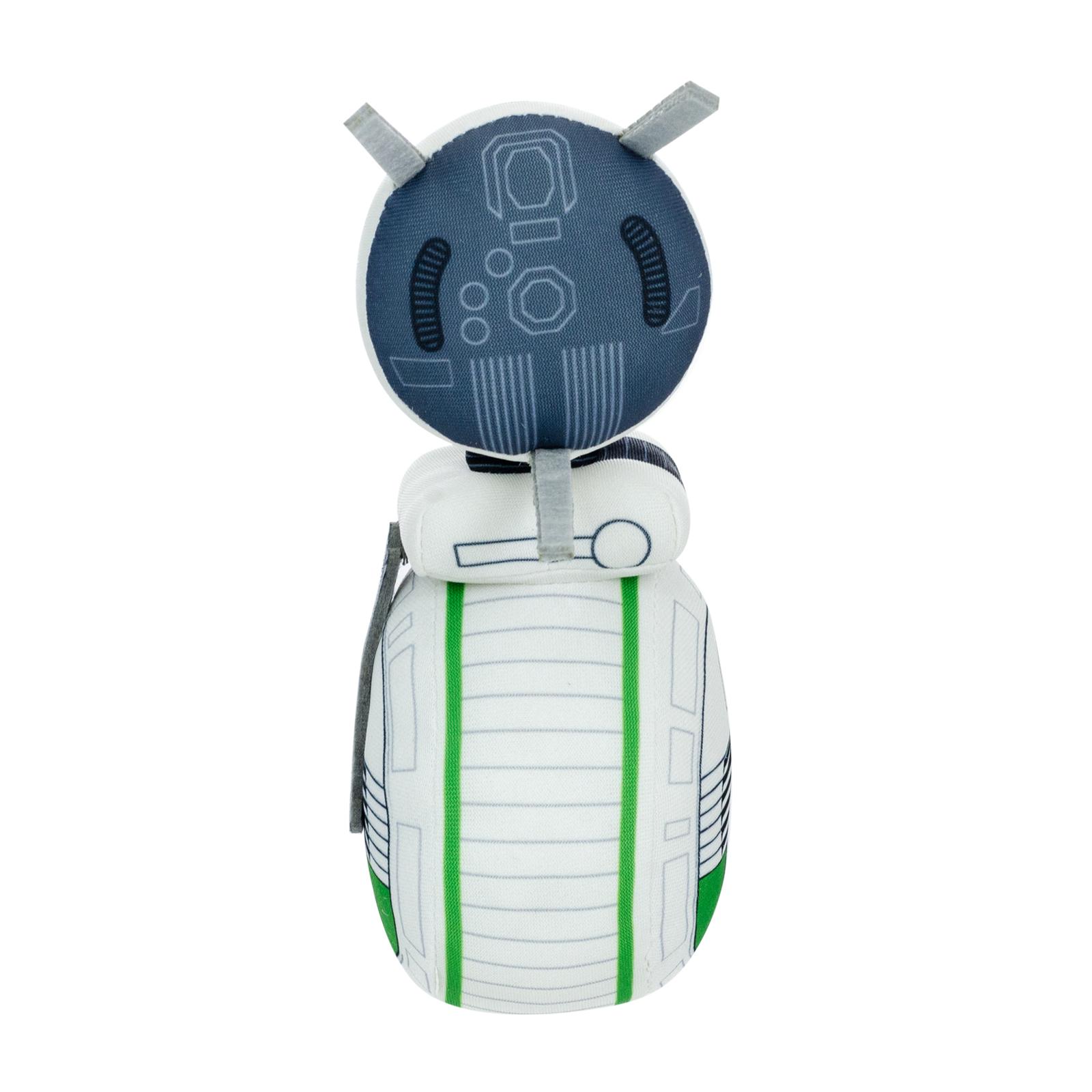 TROS D-O Plush Toy and Pin Set 3