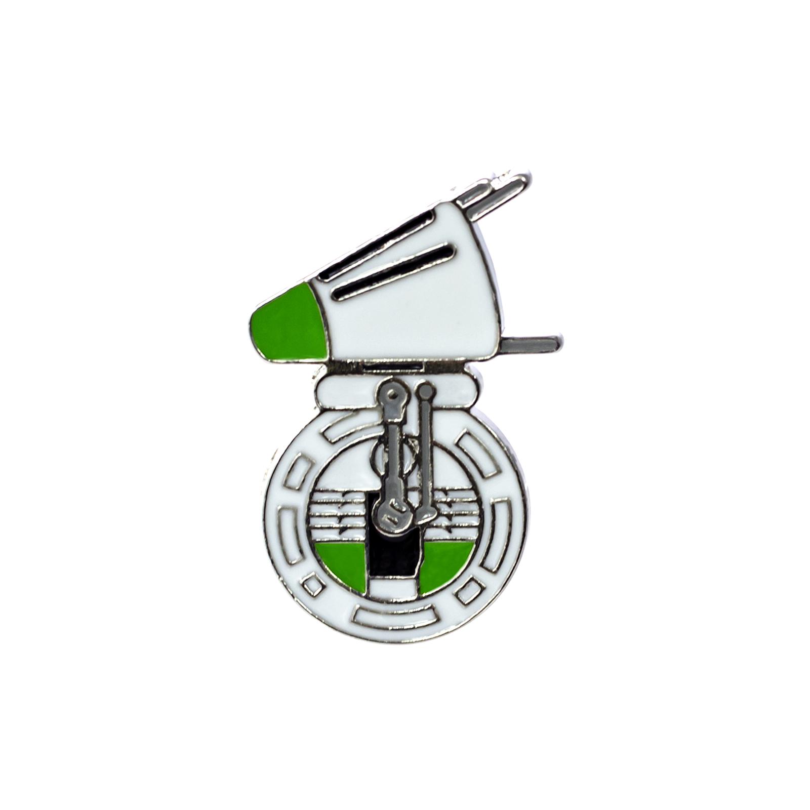 TROS D-O Plush Toy and Pin Set 4