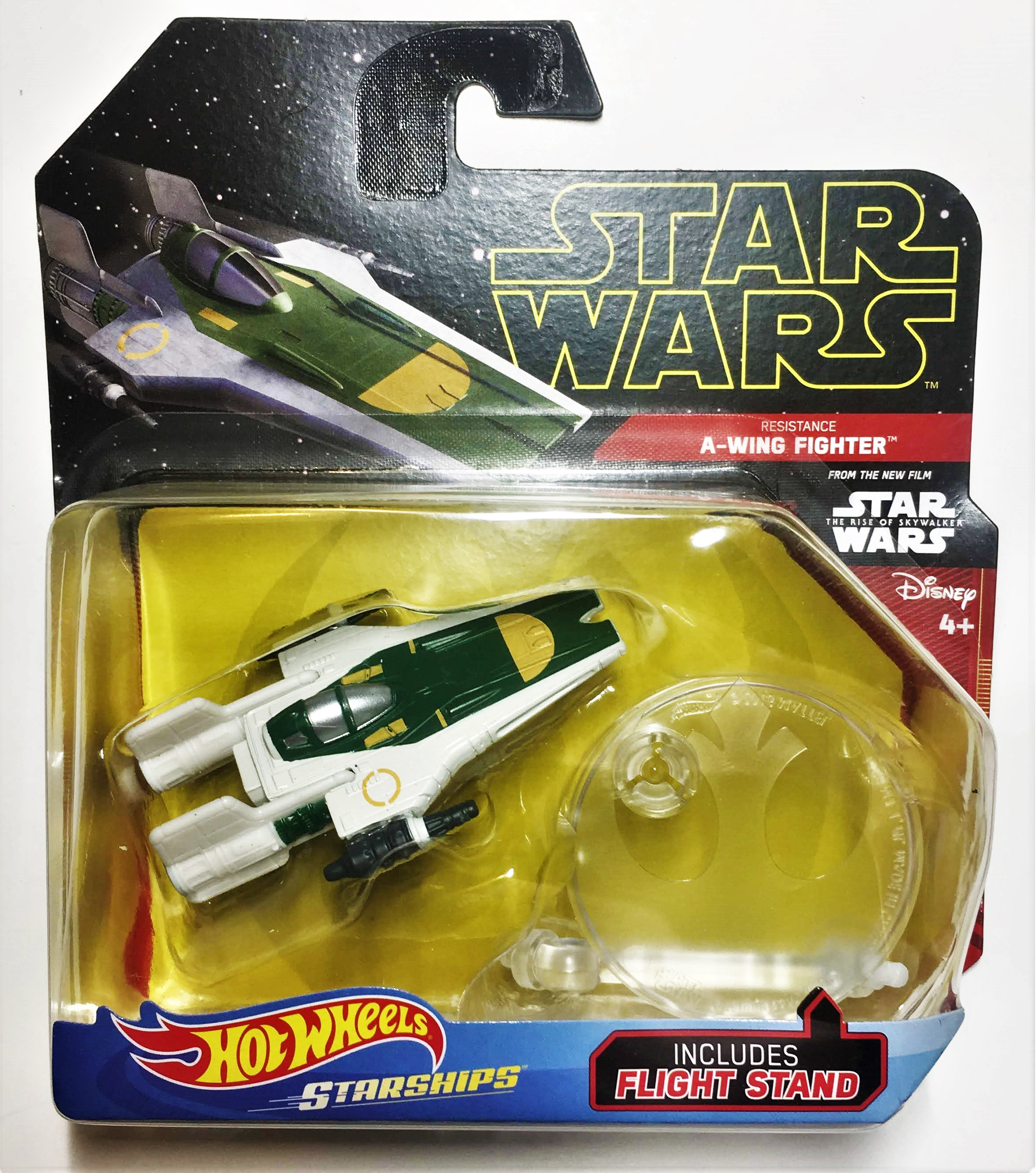 New Rise Of Skywalker Hot Wheels A Wing Fighter Starship Available