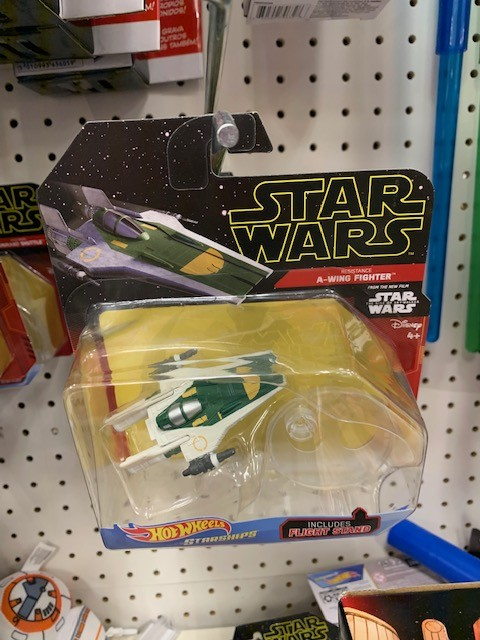 TROS HW A-Wing Fighter Starship 2