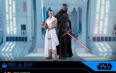 New Rey and D-O 1/6th Scale Figure Set available for pre-order!