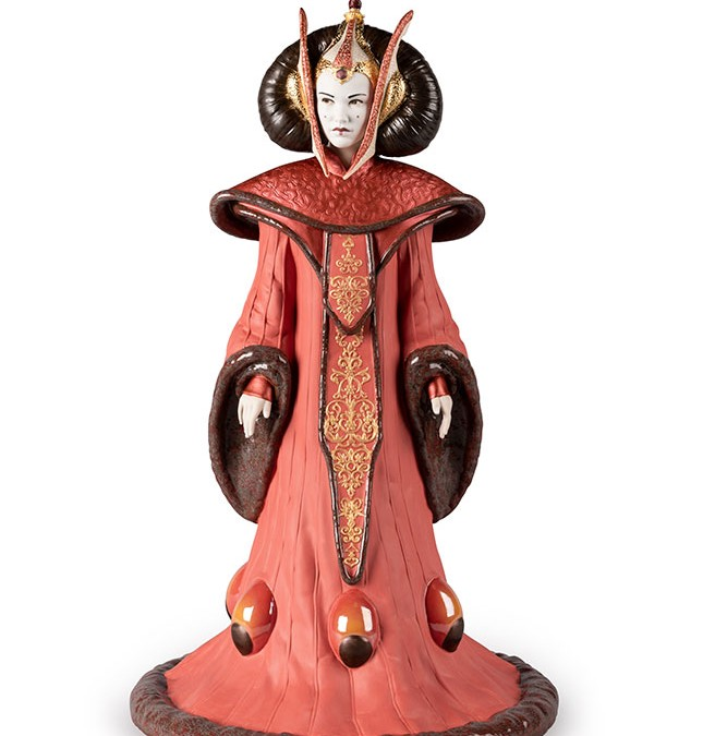 New Phantom Menace Queen Amidala Figurine available for pre-order!