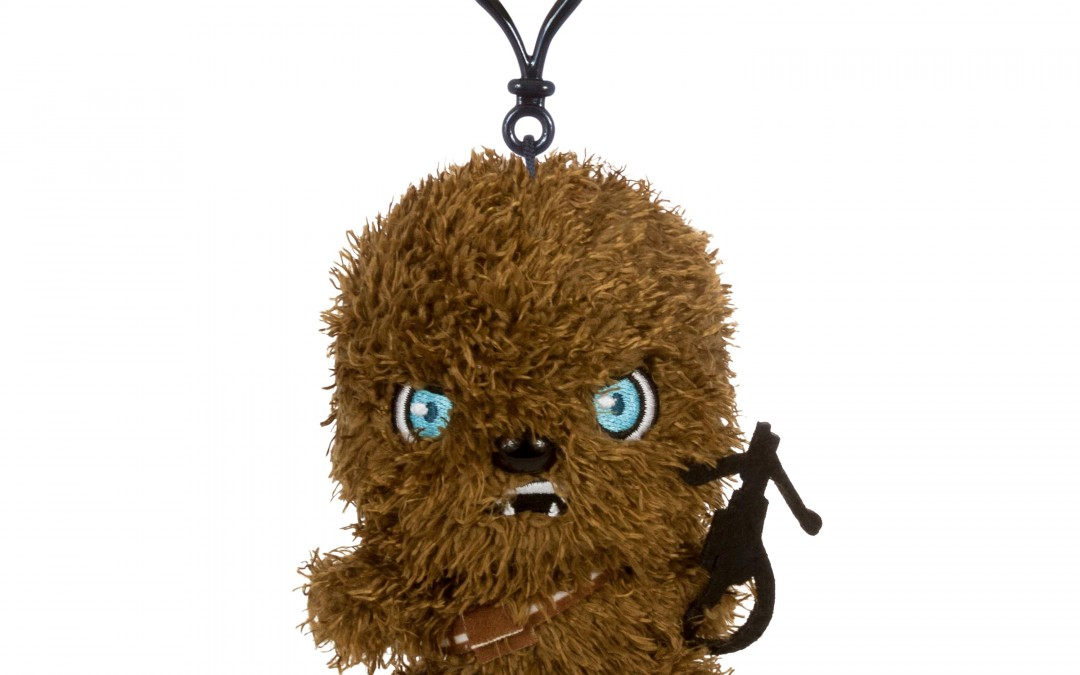 New Rise of Skywalker Chewbacca Plush Clip Toy available!